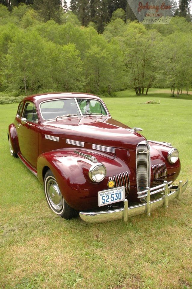 1940 LaSalle - (LaSalle brand by General Motors Cadillac division, Detroit, Michigan (1927-1940)