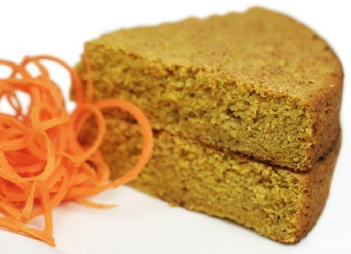 Bizcocho de zanahoria para #Mycook http://www.mycook.es/receta/bizcocho-de-zanahoria-2