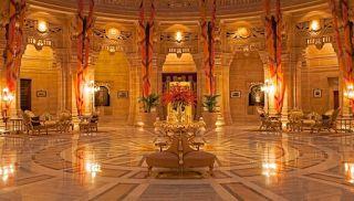 Planet Stars: Το παλάτι που έγινε υπερπολυτελές ξενοδοχείο και ι...