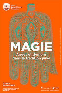 Anges et démons dans la tradition juive http://www.mahj.org/fr/3_expositions/expo-Magie-Anges-et-demons-dans-la-tradition-juive-au-Mahj.php?niv=2&ssniv=2