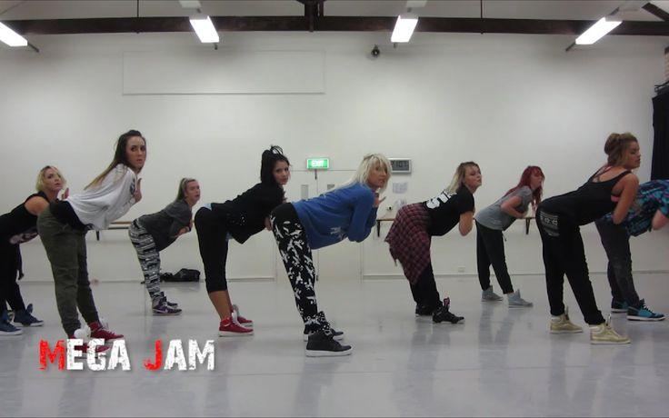 'Wiggle' Jason Derulo ft. Snoop Dogg choreography by Jasmine Meakin (Mega Jam)
