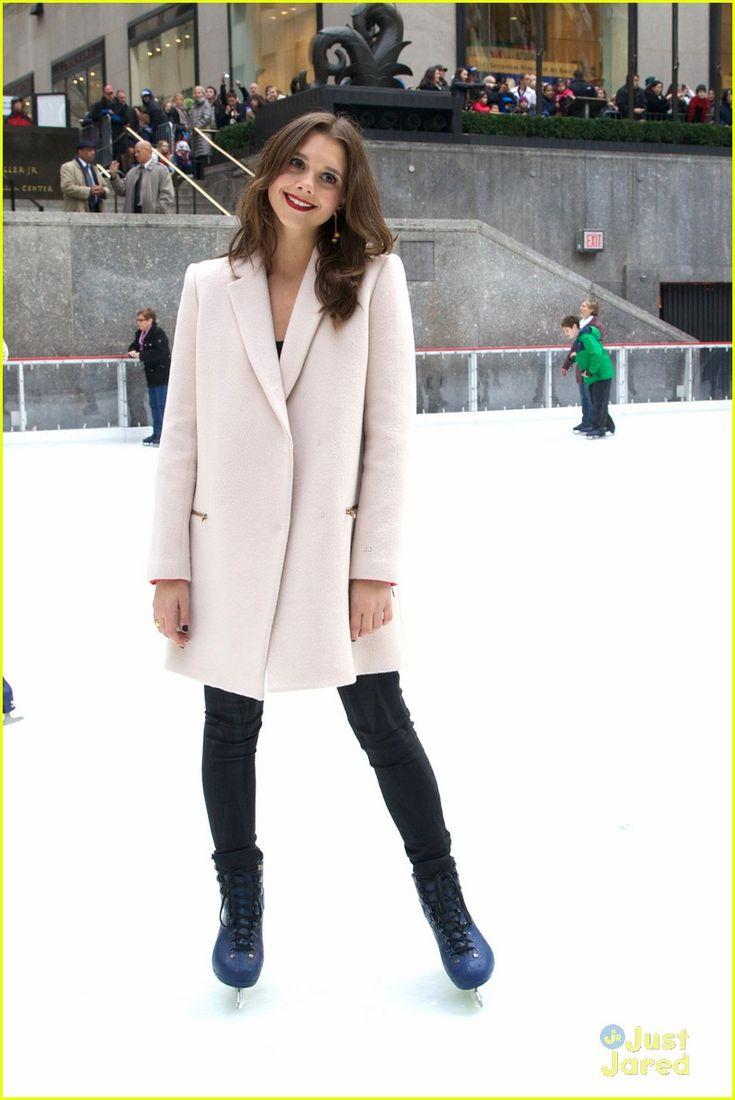 Alexandra Chando + White Coat