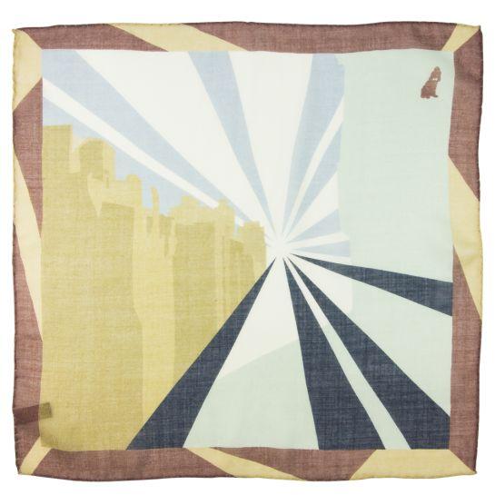 Done: Christian Kimber New York HandRolled Pocket Square