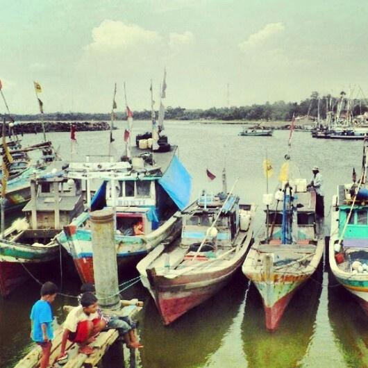 Kalianda Bawah, Lampung.