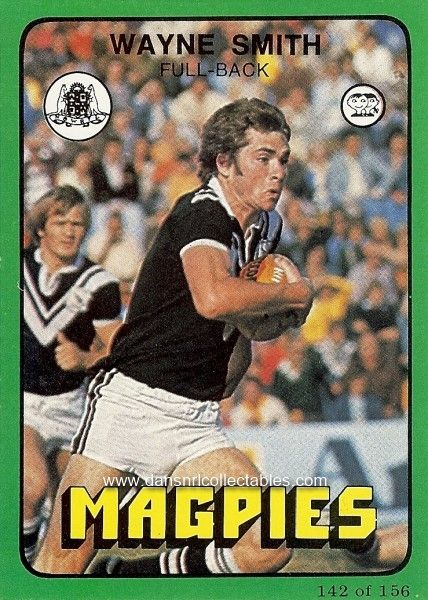 1978 142 Wests Magpies