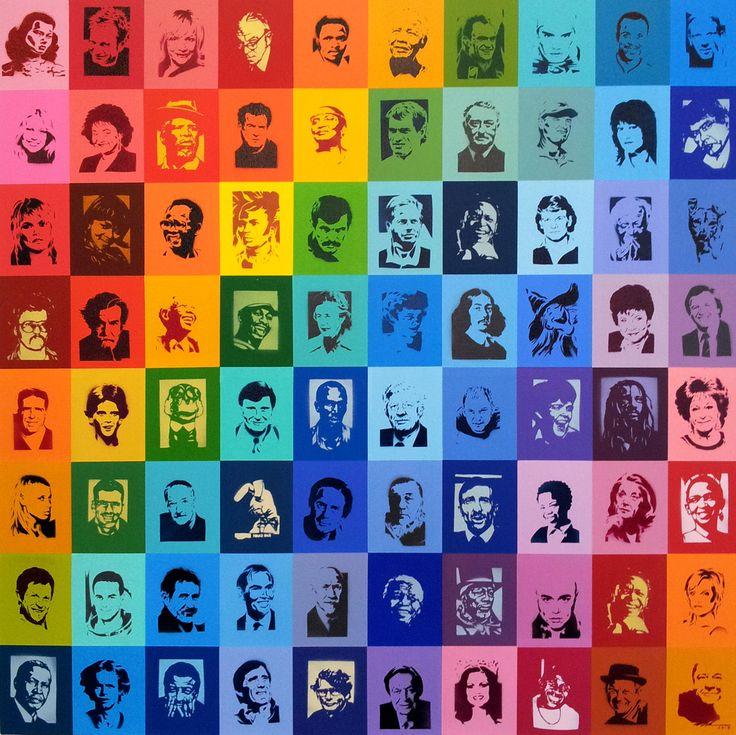 Rainbow Nation - Alex Hamilton