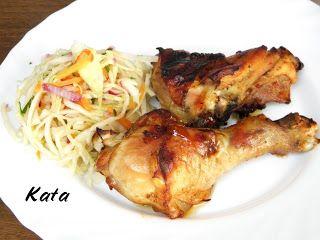 KataKonyha: Thai csirkecomb és ázsiai káposztasaláta