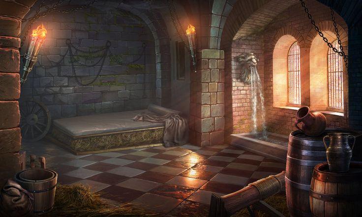 Prison by Eneada.deviantart.com on @DeviantArt