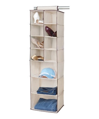 Get Organized: Storage Solutions | Daily deals for moms, babies and kidsStorage Solutions, Wall Storage, Closets Storage, Daily Deals, Closet Storage, Hanging Organic