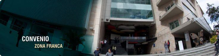 La Fundación Universitaria Monserrate y la Zona Franca de Bogotá se unieron en la ALIANZA UNIVERSIDAD-EMPRESA. La Alianza tiene como propósito ofrecer educación superior tecnológica y profesional a los trabajadores de la Zona Franca y a los residentes de la comunidad circunvecina.
