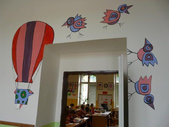 Výzdoba školy (1)