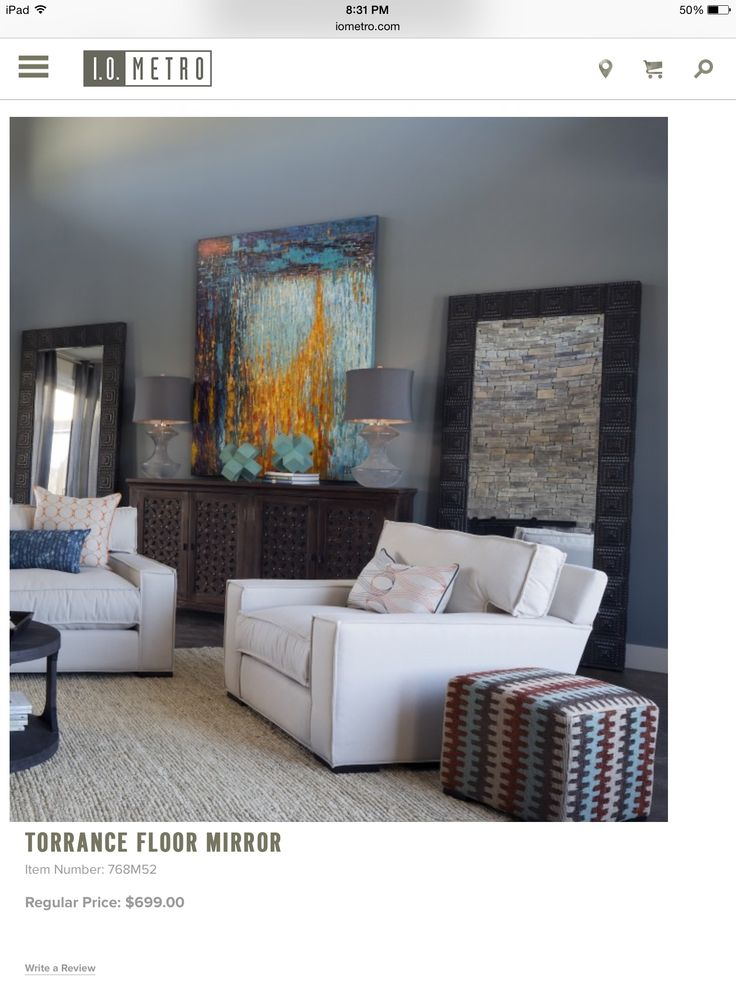 Beautiful Mirrors, Home Decor, Living Spaces