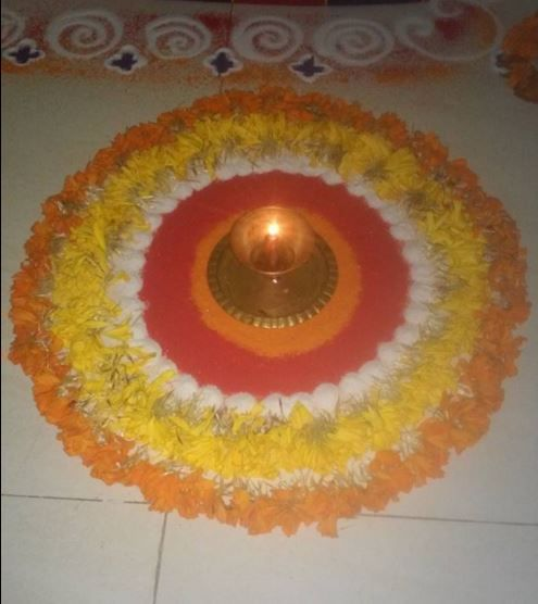 Diwali Rangoli Designs and Patterns