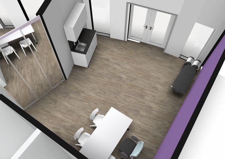 Portfolio - Brobbel Interieur #fysio #praktijk #design #3d #visualisatie #interieurontwerp #realisatie
