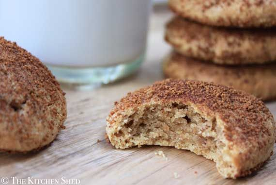 Healthy Snickerdoodles! One of my favs!!! #CleanEating #Cookies