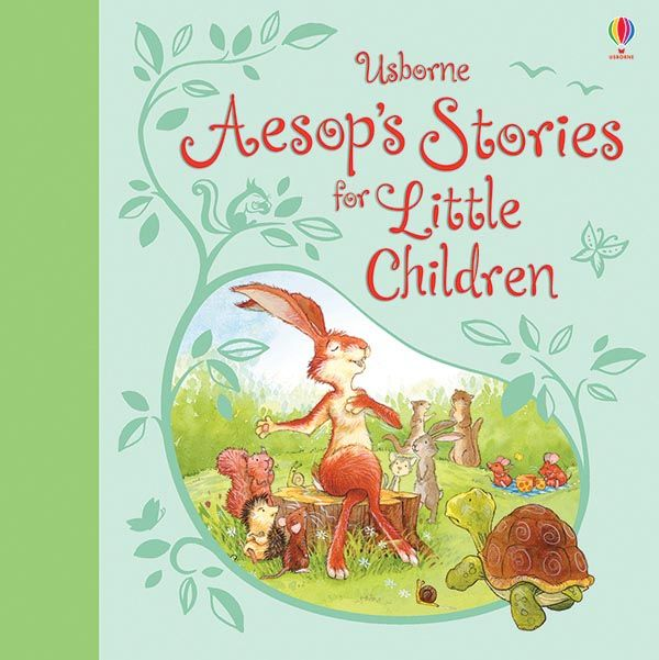 Aesop's Stories for Little Children  Check it out at www.coastalbooknook.com
