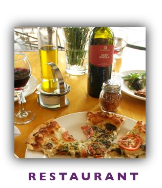 Staying at Hyatt House Raleigh Durham Airport and craving Italian for dinner? Bella Monica Italian Restaurant is delicious, affordable and satisfying all at the same time.
