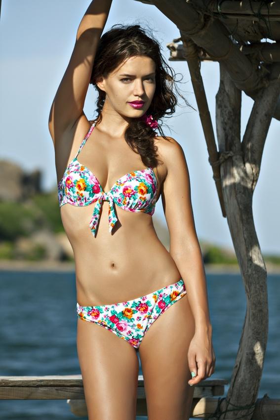 Wired bikini