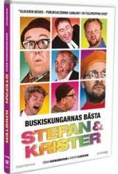 Recension av Stefan och Krister - Buskiskungarnas bästa med Stefan Gerhardsson och Krister Classon