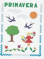 Giochi e colori !: CORNICETTE : LE STAGIONI (Copia il modello e riproduci le cornicette e i disegni legati alle stagioni)
