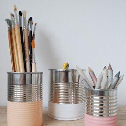 Vu sur Pinterest : des DIY faciles à réaliser - Marie Claire Maison