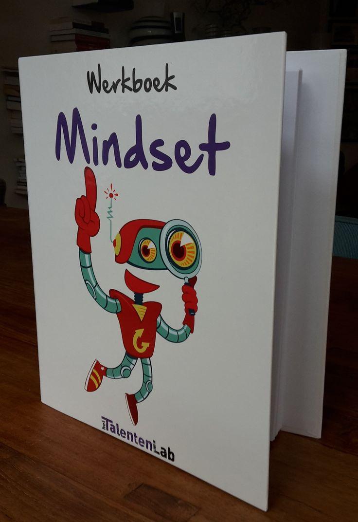 Werkboek Mindset (basisonderwijs) - Het TalentenLab - specialist in talentontwikkeling, onderwijs en hoogbegaafdheid