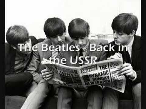 The Beatles - Back in the USSR - YouTube