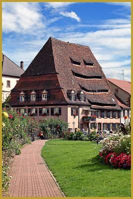 Wissembourg Maison du Sel
