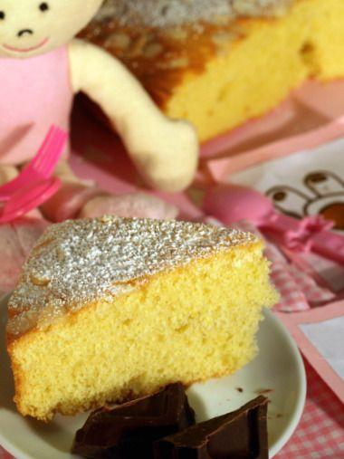 Recipe for cake