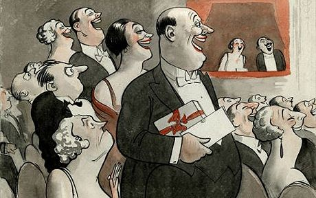 H.M. Bateman A visit to the Cartoon Museum proves that the British satirical spirit is as vital as ever.