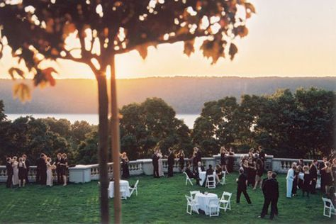 Brides: The Best Garden Wedding Venues In and Around New York City - Wave Hill