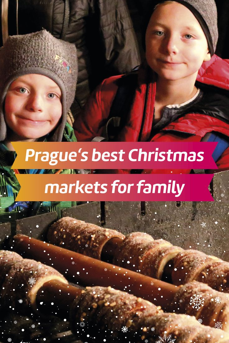 Prague Christmas I Prague Markets I Prague with Kids I Prague with Family
