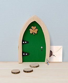 17 best ideas about fairy door company on pinterest for Irish fairy door ideas