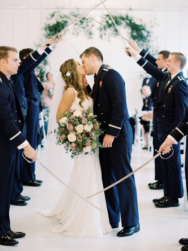 At the Rosemary Barn, a cute military wedding! . Venue ...