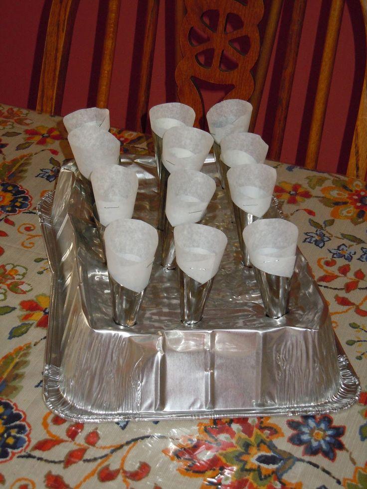Resultado de imagen para moldes de cono para pan
