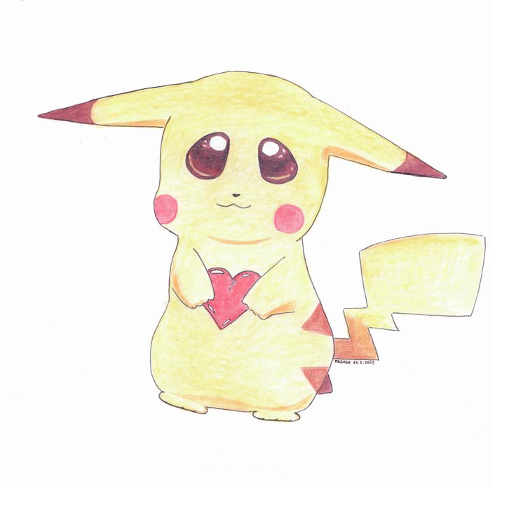 Pikachu from Pokémon