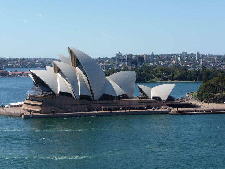 Sydney scenes - Opera House