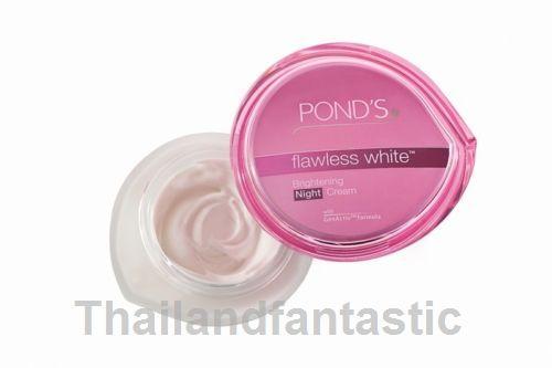 Pond's Flawless White Skin Whitening PONDS Re Brightening Treatment Night Cream  Price:US $15.99  http://www.ebay.com/itm/152154981070  #ebay #Thailandfantastic #Paypal #Health #Beauty #Skin #Care #Lightening #Cream #SkinCare #LighteningCream #Pond #Flawless #White #Whitening #ReBrightening #Brightening #Treatment #Night