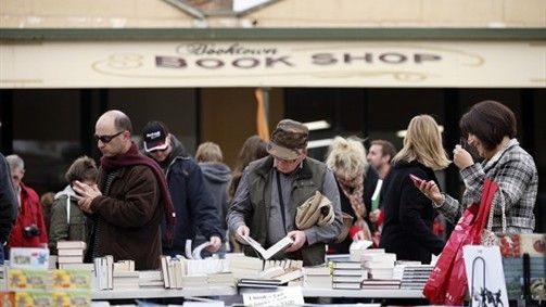 Clunes Booktown Festival, Event, Daylesford & the Macedon Ranges, Victoria, Australia. 3-4 May. http://www.visitvictoria.com/regions/Daylesford-and-the-Macedon-Ranges/Events/Art-and-exhibitions/Exhibitions/Clunes-Booktown-Festival.aspx