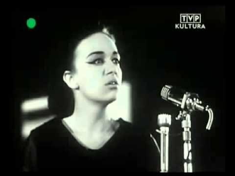 Ewa Demarczyk - Grande Valse Brillante ... - YouTube
