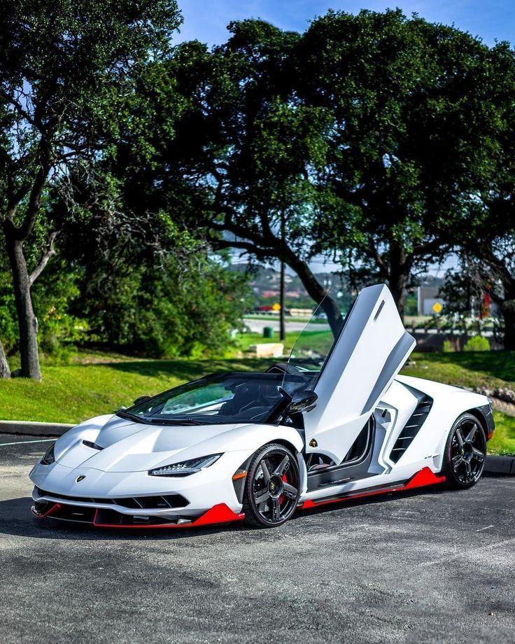 Lamborghini Centenario Roadster #FastCars