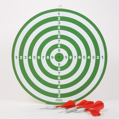 Finnish dart set @ http://kioskiosk.com