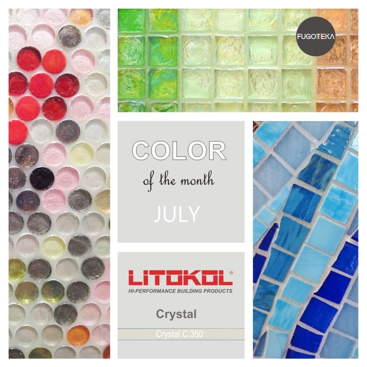 Color July - Litokol Starlike - Crystal