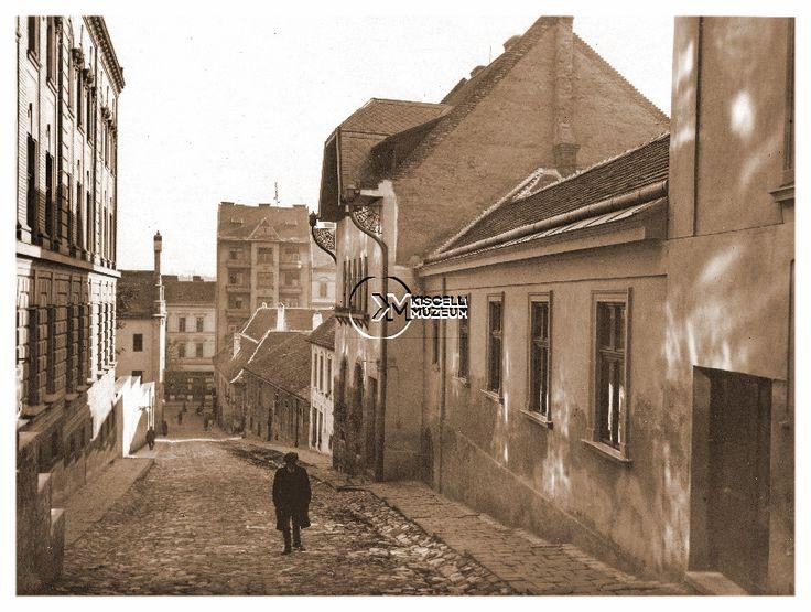 Ponty utca - 1925 (Kiscelli múzeum)