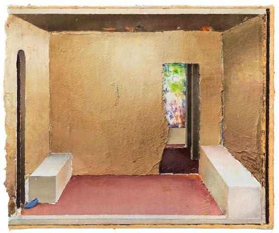 Маттиас Вайшер. Современное искусство. Современная живопись. Карре I, 2015