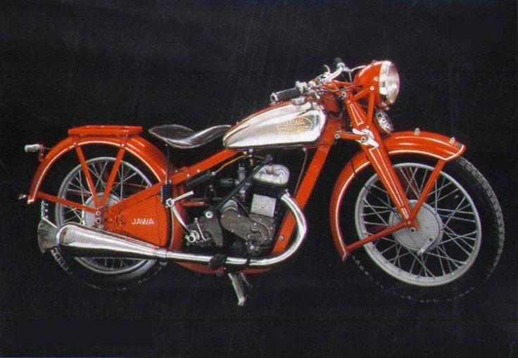 Jawa 350 SV