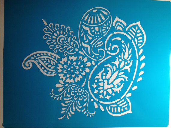 Mehndi Cake Toppers : Best airbrush images on pinterest silhouettes