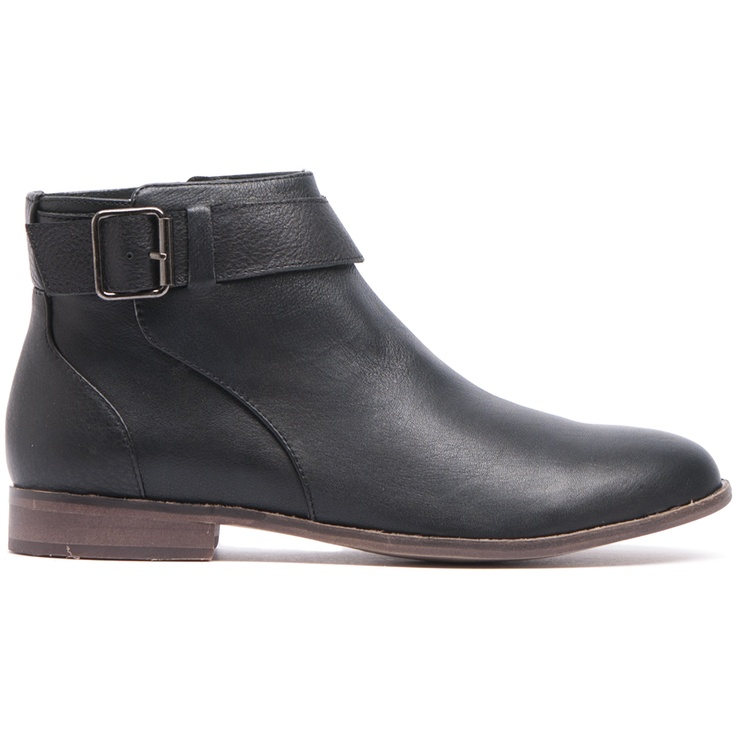This elegant and sophisticated ankle boot has an inside zip for easy access and a comfortable 3cm heel so you can wear them all day and night.
