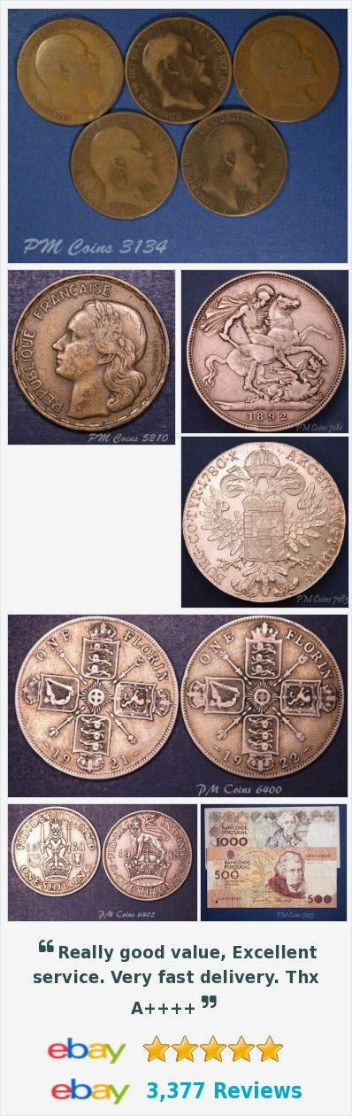 Ireland - Coins and Banknotes, Irish Coins - decimal items in PM Coin Shop store on eBay! http://stores.ebay.co.uk/pmcoinshop/