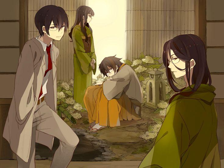 Tags: Sayonara Zetsubou Sensei, Itoshiki Nozomu, Itoshiki Rin, Itoshiki Mikoto, Itoshiki Kei, Loo, Itoshiki Family